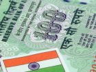 Indian Currency & Flag