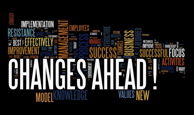 Changes ahead in word cloug