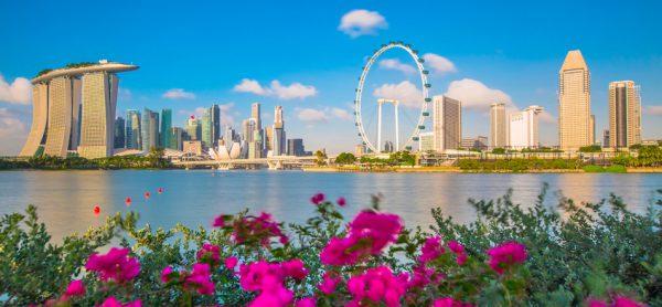 Singapore, Urban Scene, City, Business Travel, Travel