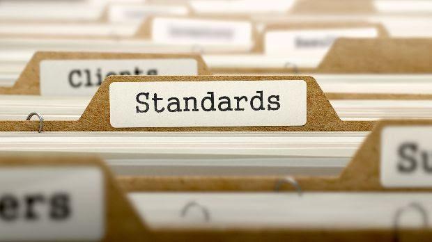 Image result for standards vs standardization